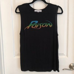 Free People / Day Dreamer Poison Band T-shirt Tank